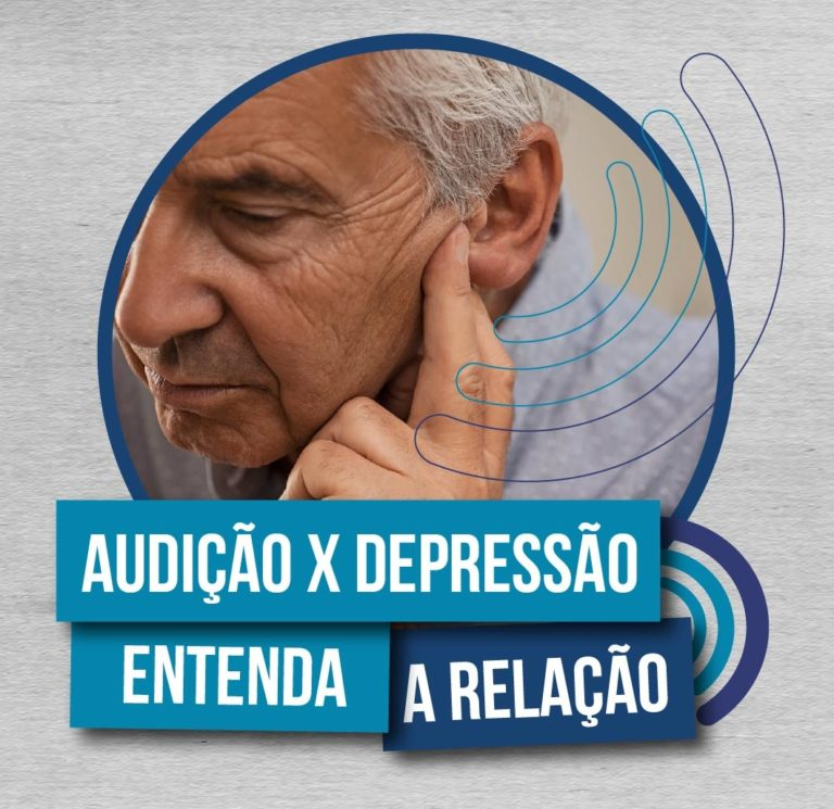 Read more about the article Perda Auditiva e Depressão