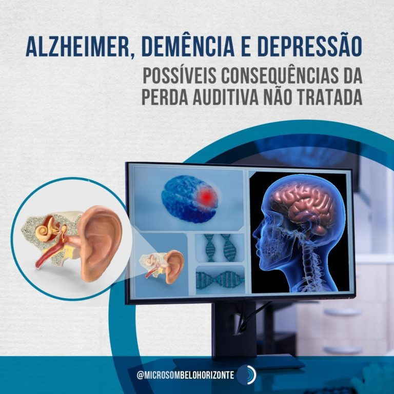 Read more about the article Relação entre Alzheimer e Perda Auditiva