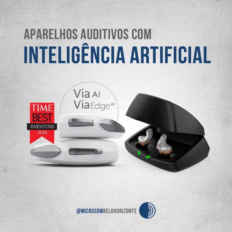 Read more about the article Aparelho Auditivo com Inteligência Artificial