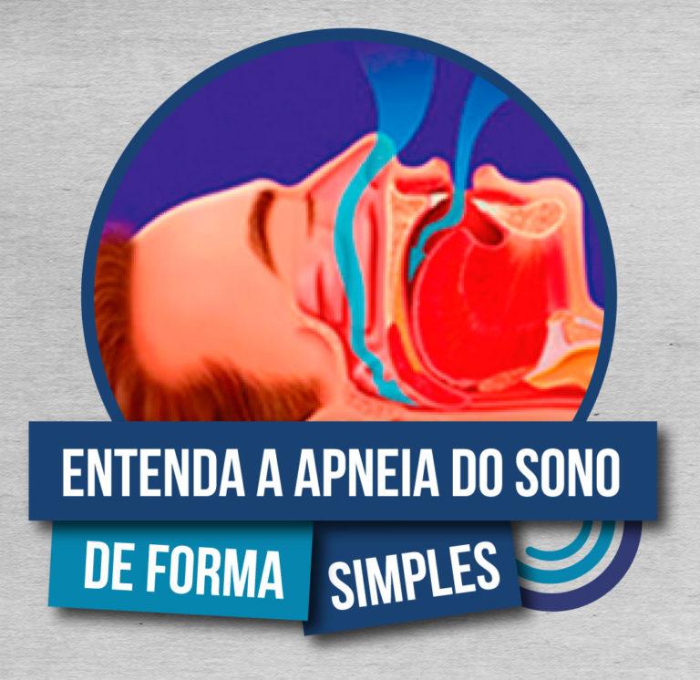 Read more about the article Entenda a Apneia Obstrutiva do Sono