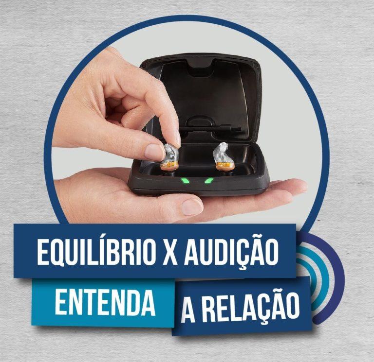 Read more about the article Equilíbrio e Audição. Entenda a Relação