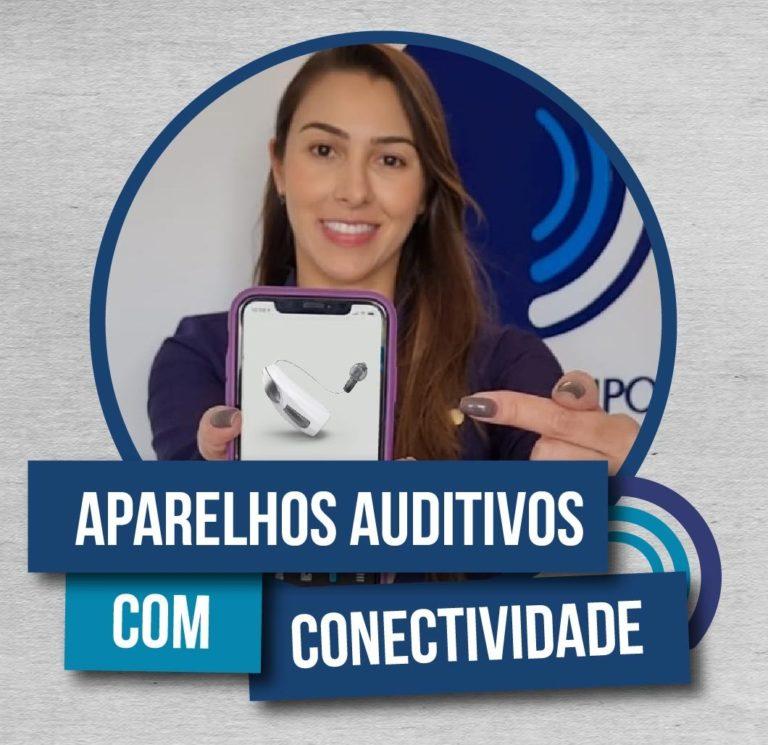 Read more about the article Aparelhos Auditivos com Conectividade